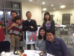 Yohei Kirino in Christmas Party 2015